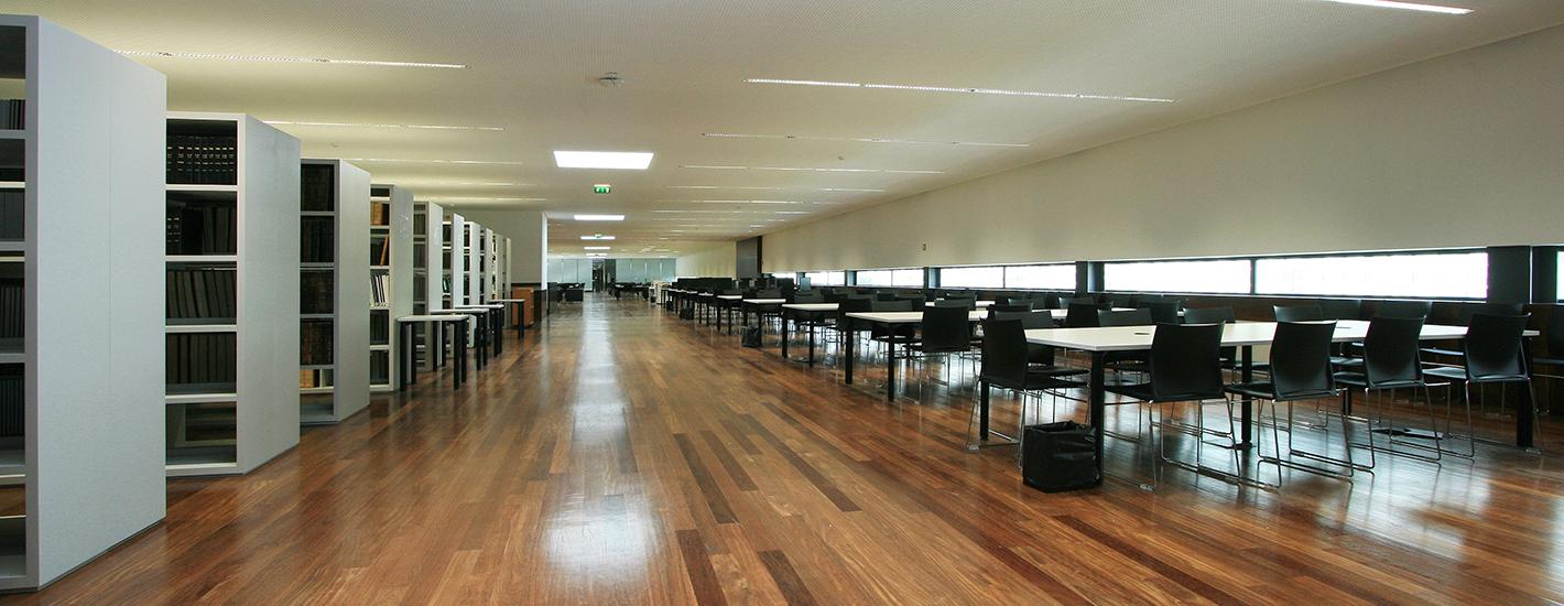 Sala de Leitura (perspetiva)
